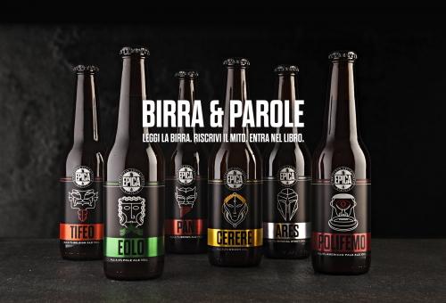 Epica - Birra Artigianale Eolo 33cl