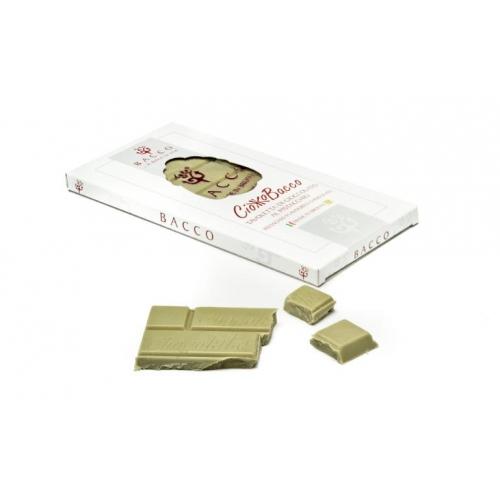 Tavoletta cioccolato al pistacchio