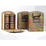 Jam Bag con 4 marmellate Sicilian Factory