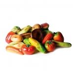 Verdure di marzapane da 1 kg