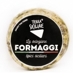 Formaggio primo sale con pistacchio - Pistacchiotto di Terra Siciliae