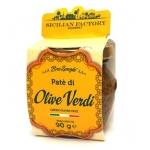 Patè di Olive Verdi - Bruspaghi di Sicilian Factory