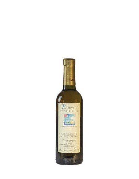 Passito di Pantelleria Salvatore Murana 2010 DOP 14% 37,5 cl