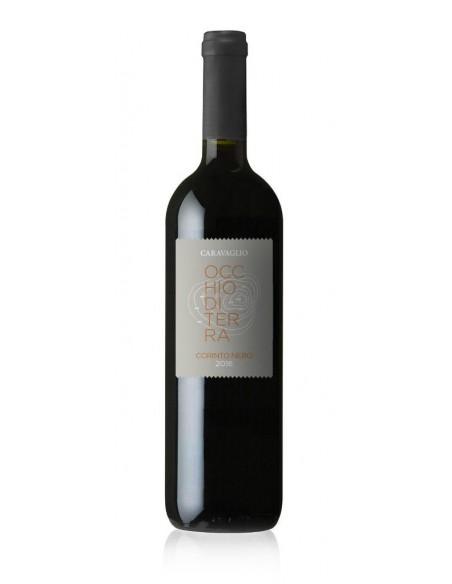 Occhio di Terra Corinto nero IGP 2016 Caravaglio 13% 75 cl