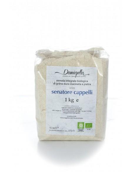 Farina senatore Cappelli Damigella 500 gr
