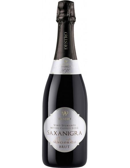 Saxanigra Etna Spumante DOC Metodo Classico Brut 2012 12,0% 75 cl