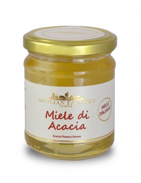 Miele di acacia Sicilian Factory 250 gr