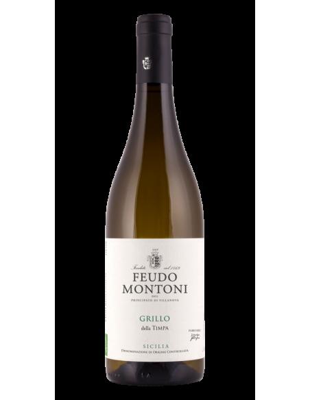 Timpa Grillo DOC 2017 BIO Feudo Montoni 13% 75 cl