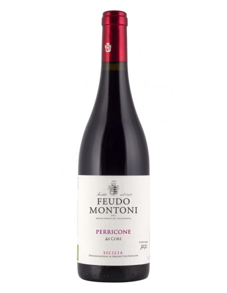 Vigna del Core Perricone DOC 2016 BIO Feudo Montoni 13,5% 75 cl