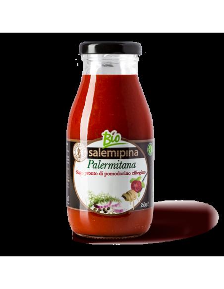 Sugo pronto di ciliegino alla Palermitana 250 gr