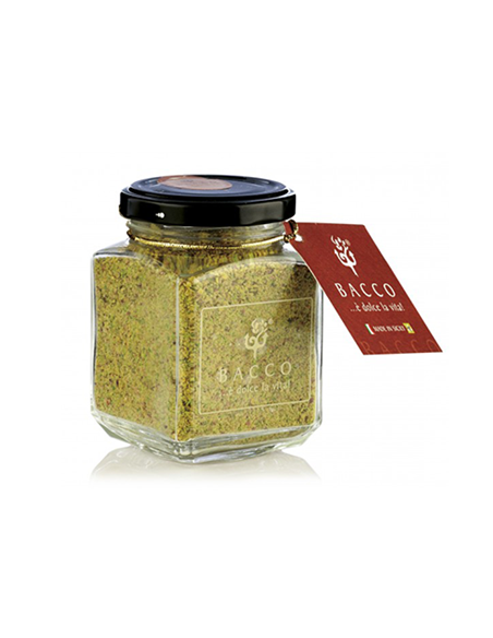 Farina di pistacchio in vetro 100 gr