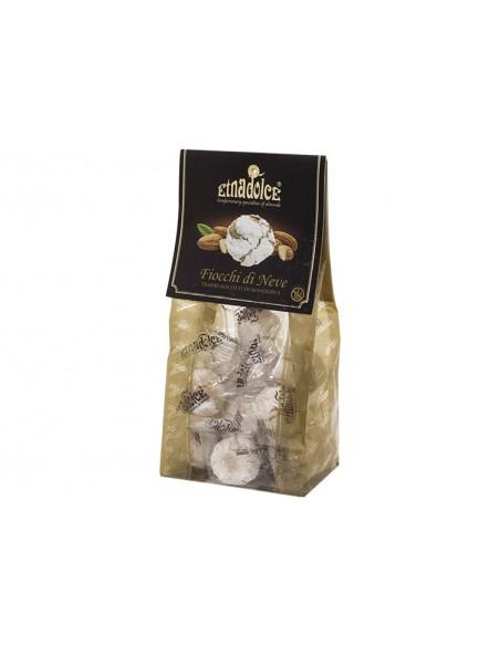 Fiocchi di neve biscotti di mandorla 150 gr