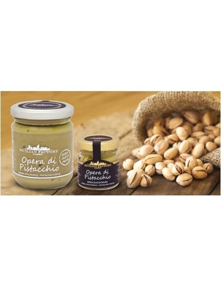 Crema opera di pistacchio Sicilian Factory 40 gr