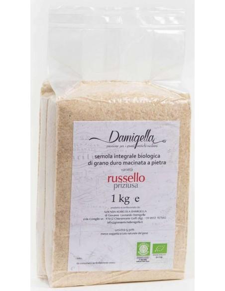 Farina Russello Damigella 1 kg