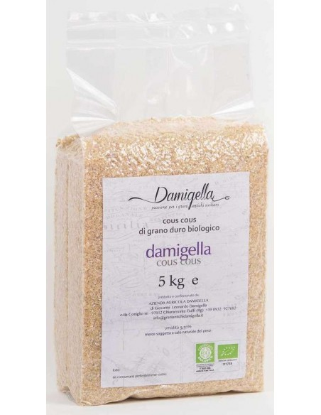 Cous Cous Damigella 1 kg