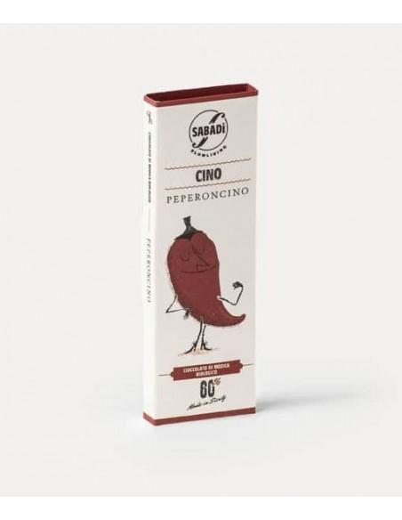 Cino cioccolato di Modica 50 gr