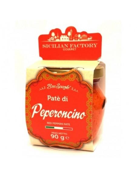 Bruspaghi Patè di peperoncino SENZA GLUTINE 90 gr
