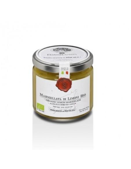 Marmellata di limone siciliano Bio 225 gr