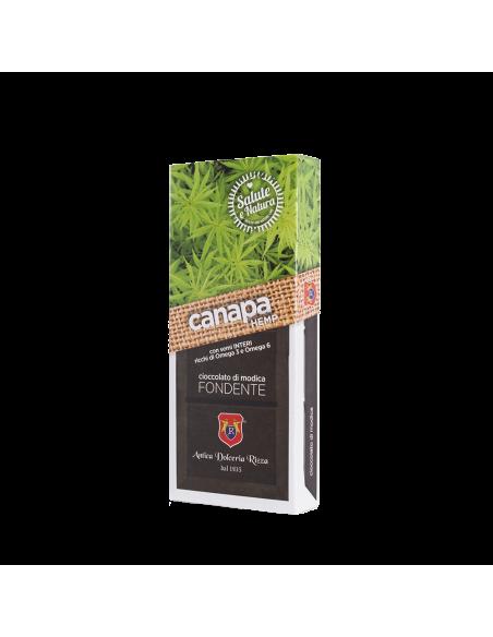 Rizza Cioccolato di Modica alla Canapa 100 gr