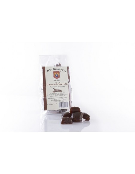 Caramelle alla Carruba artigianali 100 gr