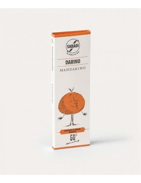 Darino cioccolato di Modica 50 gr