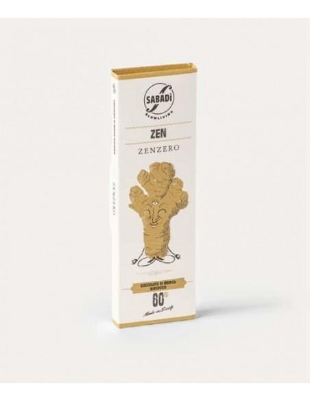 Zen cioccolato di Modica 50 gr
