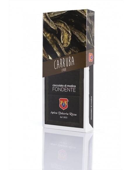 Rizza Cioccolato di Modica alla Carruba 100 gr