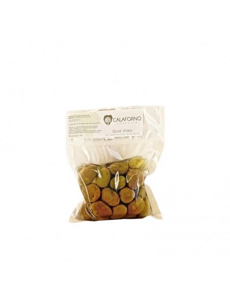 Olive Bio in salamoia Calaforno Verdi 200 gr