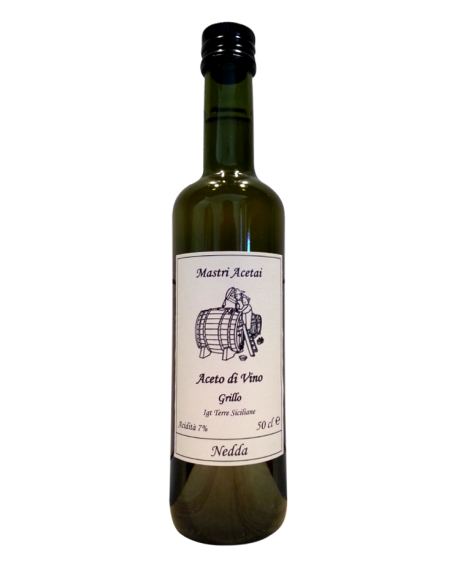 Aceto di vino grillo 50 cl