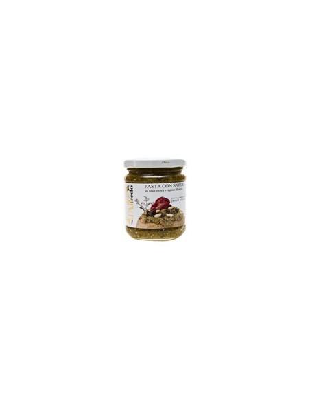 Pasta con sarde in olio Evo d'Alfredo 100 gr