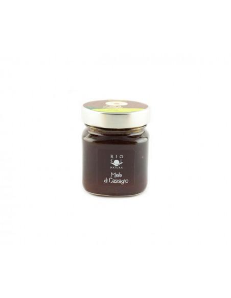 Miele di Castagno biologico 250 gr