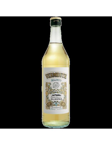 Vermouth Bianco vino aromatizzato Alagna 16,5% 100 cl