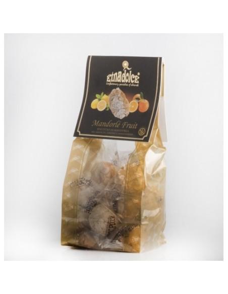 Mandorlè biscotti di mandorla, pistacchi e nocciole 200 gr