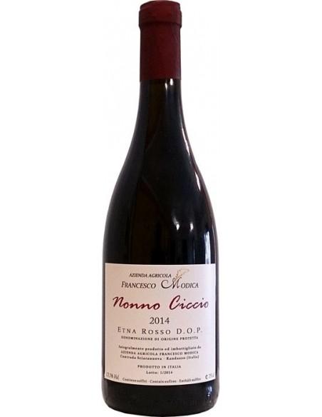 Nonno Ciccio Etna Rosso DOP 2014 13,5% 75 cl