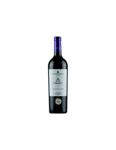 Paxmentis Syrah Tenute Orestiadi 2016 IGP 15% 75 cl