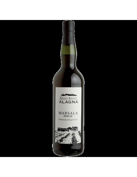 Marsala FINE I.P. DOP Alagna 17,5% 75 cl