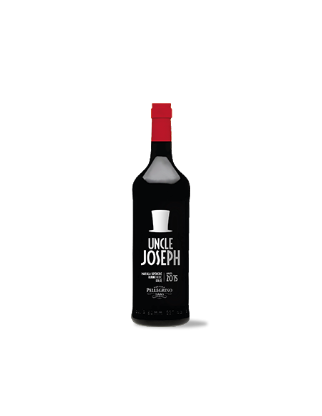 Uncle Joseph Marsala Superiore Rubino 2015 DOC Dolce 18% 75 cl
