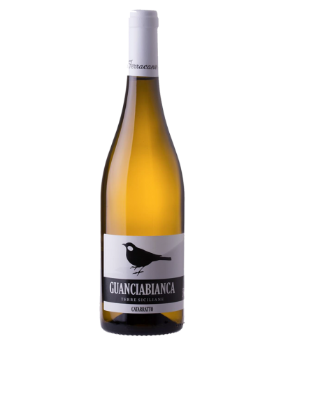 Guanciabianca Vino Bianco Catarratto 2017 IGP 13% 75 cl