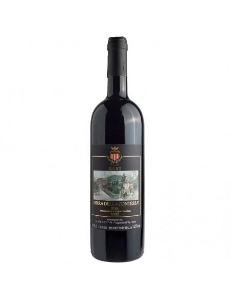 Serra della contessa Etna Rosso DOC 13,5% 75 cl