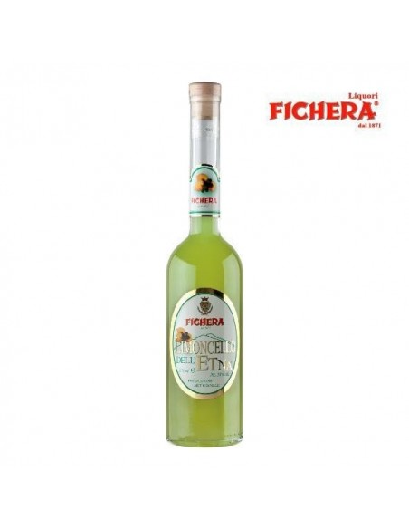 Limoncello dell'Etna 30% 100 ml