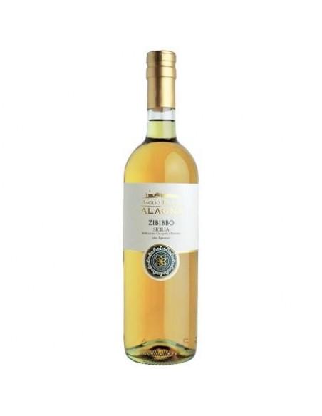 Zibibbo dolce Sicilia IGP vino liquoroso Alagna 75 cl 16,5%