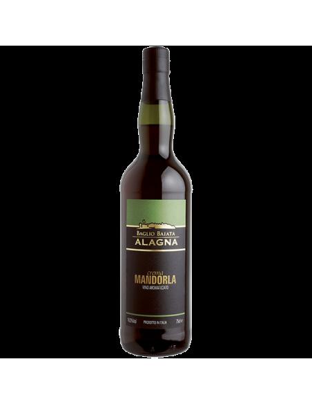 Vino crema mandorla aromatizzato Alagna