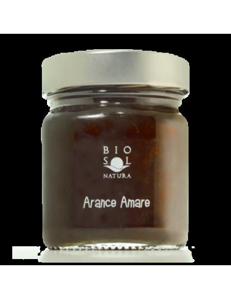 Marmallata arance amare biologica 250 gr
