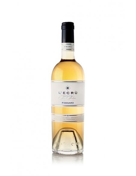 L'Ecrù Passito Sicilia 2012 IGT 13% 500 ml