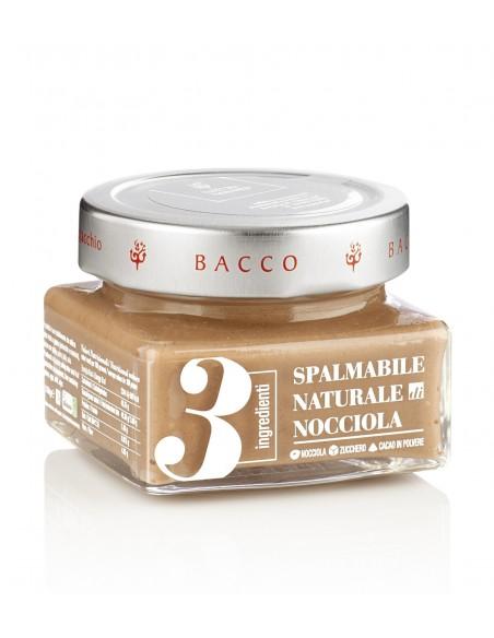 Crema di nocciole 3 ingredienti con olio EVO 150 gr