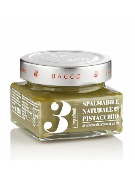 Crema di pistacchio 3 ingredienti con olio EVO 150 gr