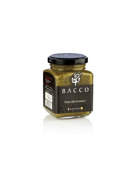 Pesto di pistacchio 80% elite con olio EVO 200 gr