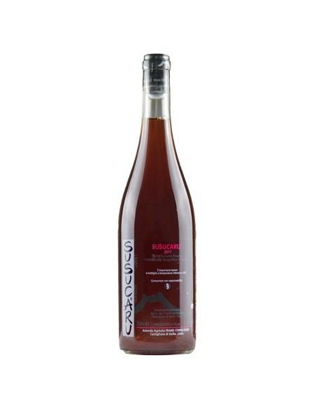 Susucaru Rosso 2017 Etna Rosso 14,5% 75 cl
