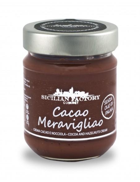 Sinfonia di nocciola e cacao 220 gr