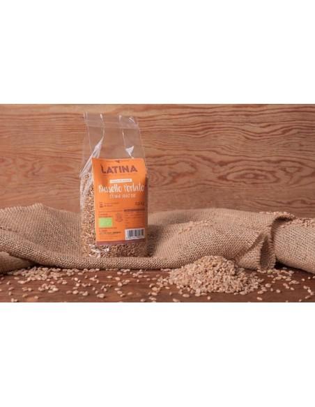 Russello perlato grano duro biologico 500 gr